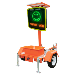 Speed Indication Device Trailers